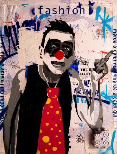 Mimi The Clown - Le graffiti cest moi