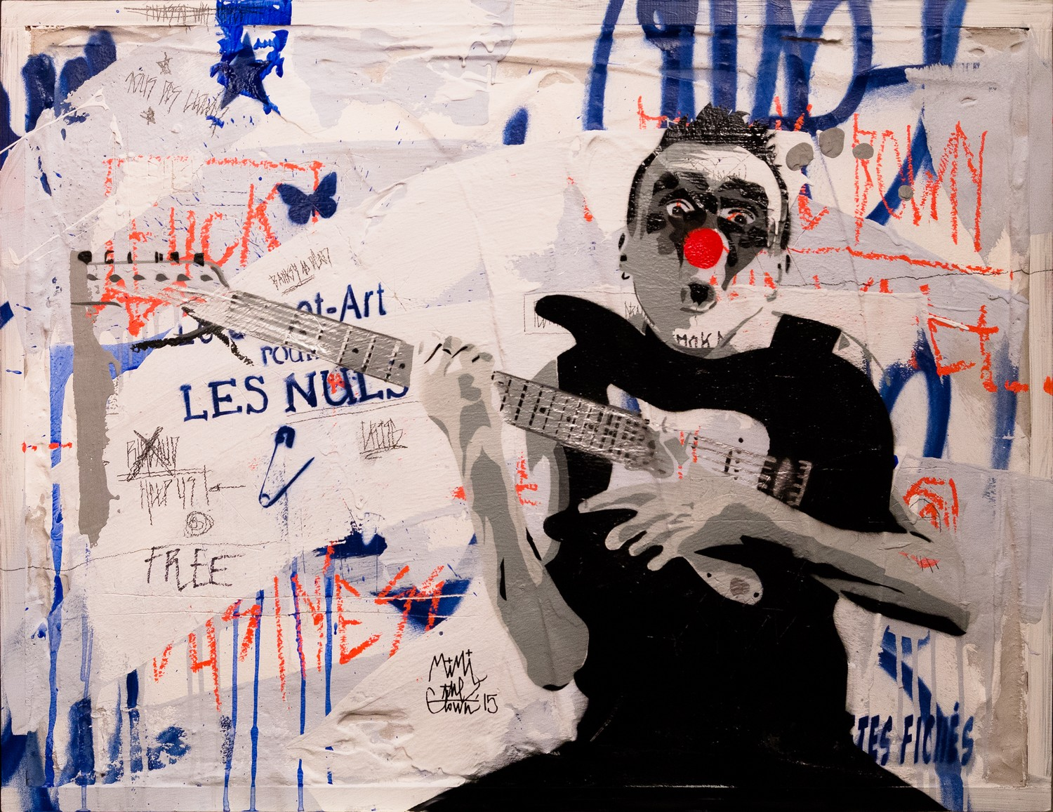 Mimi The Clown - Le Street art pour les nuls